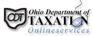 Ohio Department of Taxation District Determination